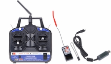 Fly-Sky 2.4G CT6B 6-Channel Transmitter+Receiver