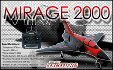Exceed RC Mirage 2000 Spare Parts