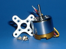 450 Size Brushless Motor