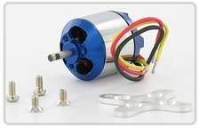 400DH Outrunner RC Brushless Motor for Electric RC Helicopter 3500 RPM