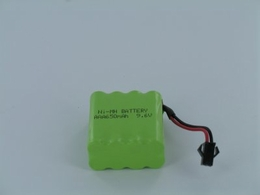 Ni-Mh battery AAAx8 9.6v