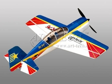 Yak 54 4-Channel RTF Professional R/C Airplane w/ Brushless Motor+ESC+LiPo Setup Ready to Fly