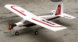 "NitroModels Super LT-40 - 70"" Nitro Power Remote Control Sports Plane Kit"
