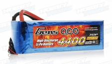 Gens Ace 4400 mAh 65C 7 Cells Lipo Battery