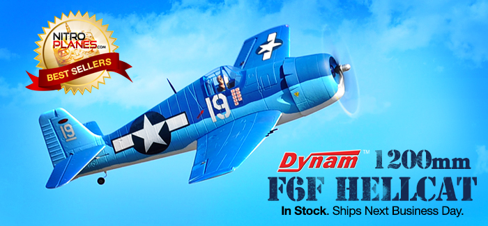 Shop Dynam R/C Airplane Specials