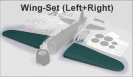 Wing set - Zero (90) (Left + Right)