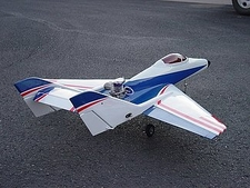 Aircraft Review: NitroModels Bobcat - 50 - Fast Cat Jet Performance On A Budget!
