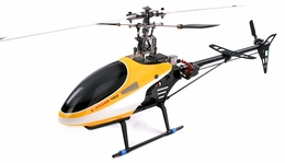 NEW!! (2.4Ghz Version) E-Razor 450 Metal RTF Direct-Belt-Drive Brushless 3D 450 Helicopter Fully-Loaded w/ Lipo, Brushless Motor+ESC and 6-Channel Remote