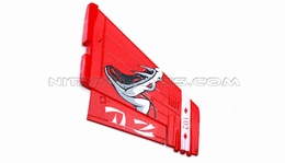 One Pc of  LeftVertical Tail-Red