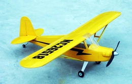 "J3 Piper Cub 40 - 71.5"" Nitro Gas Radio Remote Controlled RC Airplane ARF"