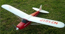 3-Channel Super J3 Piper Cub EP RTF Radio Remote Controlled RC Plane