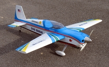 "New Edge 540 25 - 45""  Nitro Gas & EP Radio Remote Controlled RC Aerobatic Airplane Kit"