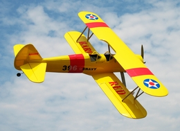 "NitroModels PT-17 Stearman 40 - 44"" Replacement Parts"