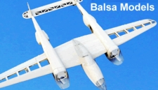 Balsa Airplane Kits