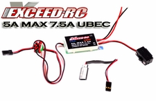 UBEC-5A-HV (High Voltage Ultimate BEC)