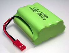 8.4V 650mAh Ni-MH Battery