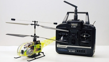 CNC Upgrades for Esky Co-Axial Heli (Lama Series, Dauphin, Robins, Co-Comanche)