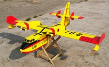 "Cananair CL-415 Twin 0.52 Engine - 80.7"" Nitro-Powered Radio Controlled Seaplane"
