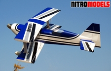 "Ultimate BiPlane 40 - 41.5""Scale Nitro Gas Radio Remote Control Aerobatic Airplane"