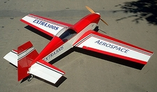"Aerospace Extra 300S 60 - 55"" Scale Nitro Gas Radio Remote Control Aerobatic Airplane"