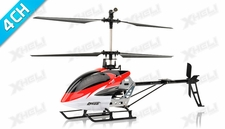 Dynam 4 Channel E-Razor 370 RTF 2.4Ghz RC Helicopter