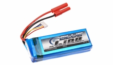 Blue Lipo 1800mAh 4S1P 14.8v 20C Battery
