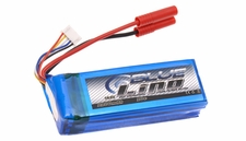 Blue Lipo 2200mAh 4S1P 14.8v 20C Battery