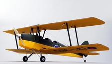 CMP Tiger Moth 1250mm RC Bi-Plane Kit