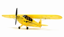 "Dynam 4-CH Super J3 Piper Cub 42"" (1070MM) Brushless Remote Control Electric Scale RC Plane 2.4G RTF"