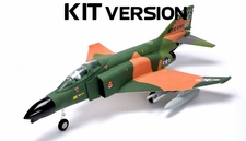 AirField F4 Electric Ducted Fan 70MM RC Jet KIT (Camo)
