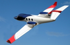 Brand New 101MM 420-Jet - Electric Radio Controlled RC Model Aircraft w/ Retracts-Ready Kit