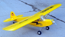 "J3 Piper Cub 15 - 50"" Nitro/Brushless Electric ARF Radio Remote Controlled RC Plane"