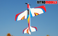 Electric E-3D ARF Brushless Electric Radio Remote Controlled RC Airplane Almost-Ready-to-Fly
