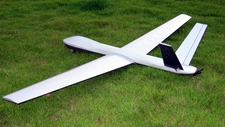 UAV 3-Channel ARF Brushless Electric Radio Remote Controlled RC Airplane
