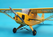 "Giant Scale J3 Piper Cub 120 - 91"" Engine Powered Scale Remote Controlled RC Aircraft"