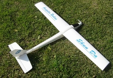 3-Channel Slope Diver RTF Radio Remote Controlled RC Electric Airplane