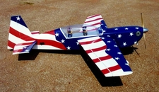 "New USA Edge 540T - 90 - 72"" Almost-Ready-to-Fly RC Remote Control Aerobatic Flying Airplane"