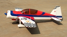 "NitroModels Yak-54 120 - 69"" Nitro Gas Radio Remote Controlled Aerobatic Airplane ARF New!"