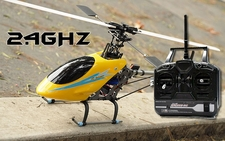 Exceed RC 2.4GHz Blue Ray 450 SE RTF 3D Helicopter 100% Ready to Fly w/ Brushless Motor, ESC, Lipo Battery