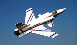 New U.S. Air Force NASA Darpa Grumman X-29A 4-inch Electric Ducted Fan Jet (Almost-Ready-to-Fly)