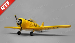 Art Tech AT6 6 Channel Warbird/Trainer  RC Plane RTF 2.4Ghz