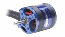 Optima 450 Brushless Motor 2220-1380KV 125W D:28,L:35,shaft:3.17