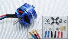 Exceed RC Rocket 3010-1190kv Brushless Motor for RC Plane