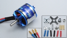 Exceed RC Rocket 3020-1200kv Brushless Motor for RC Plane