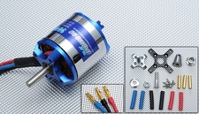 Exceed RC Rocket 3025-1130kv Brushless Motor for RC Plane