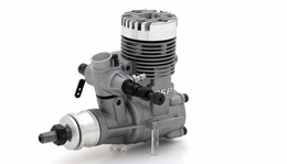 ASP 28AII 2 Stroke Glow Engine with Muffler for Airplane