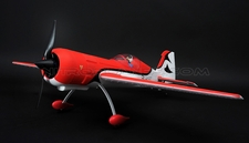 "Dynam 4-CH SU-26M 1200MM (47"") Brushless Remote Control Sports RC Plane 2.4G RTF (Red)"