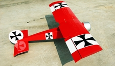 NitroModels Duke 26cc Gas RC Plane Kit
