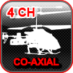 4 Channel Co-Axial