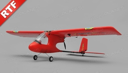 Art-Tech Wing Dragon Sporster 4Ch 2.4ghz Airplane Ready to Fly 1180mm Wingspan